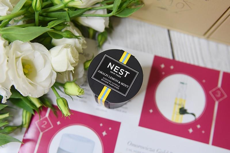 Nest Amalfi Lemon & Mint Mini Votive