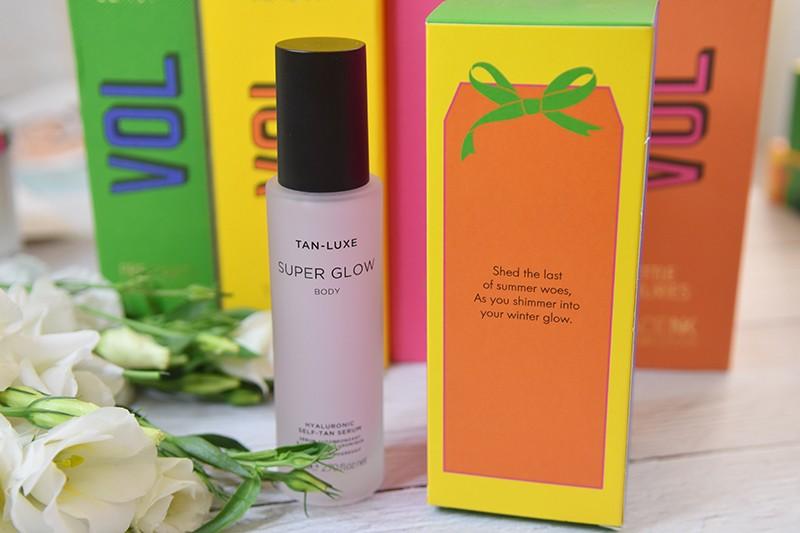 Tan Luxe Super Glow Body Hyaluronic Self Tan Serum