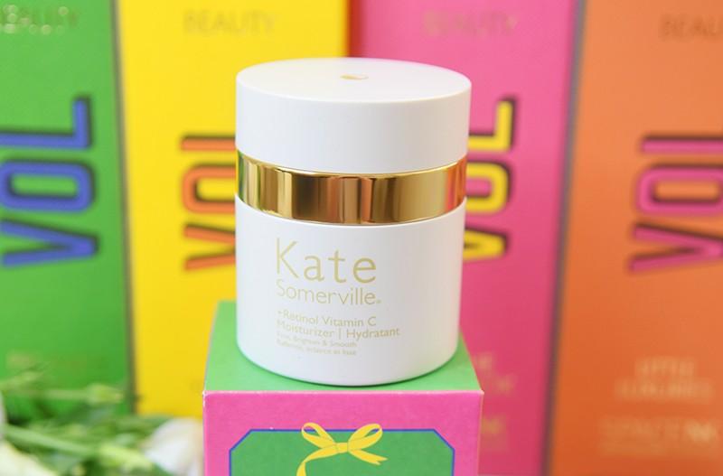 Kate Somerville Retinol Vitamin C Moisturiser