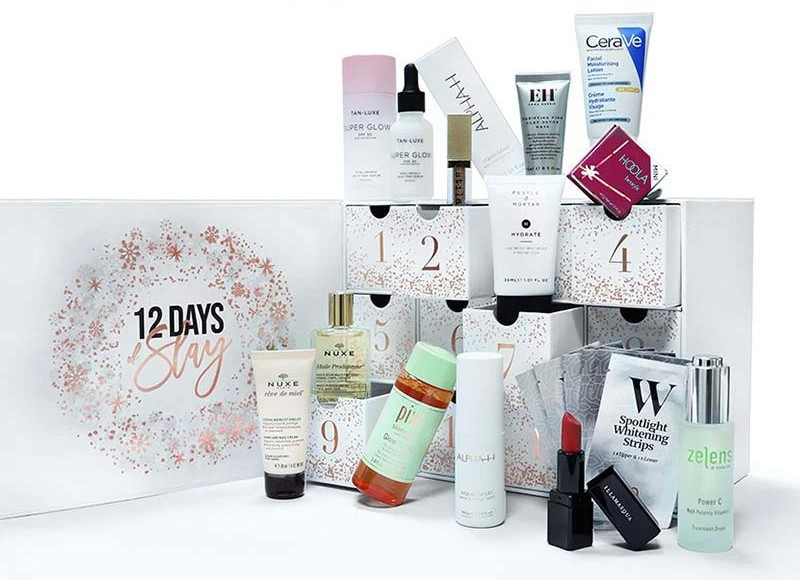Cloud 10 Beauty 12 Days Of Slay Gift Set Vol. III