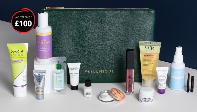 Feelunique Exclusive Beauty Bag Black Friday 3 2020