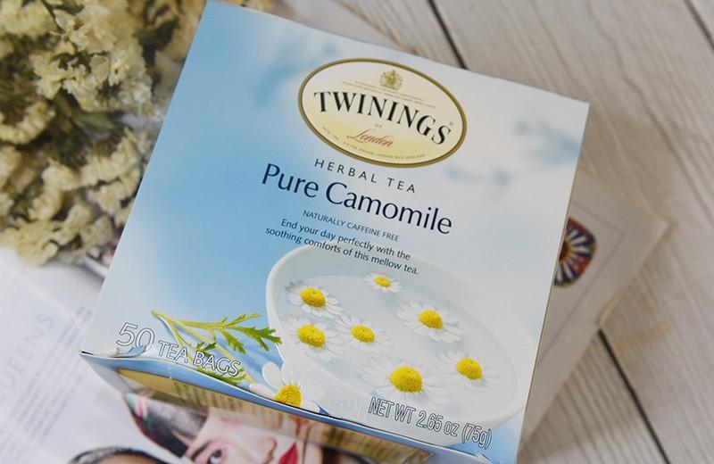 Twinings Herbal Tea, Pure Camomile Caffeine Free