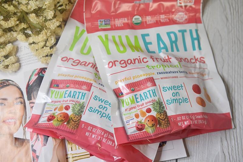 YumEarth Organic Fruit Snacks Tropical