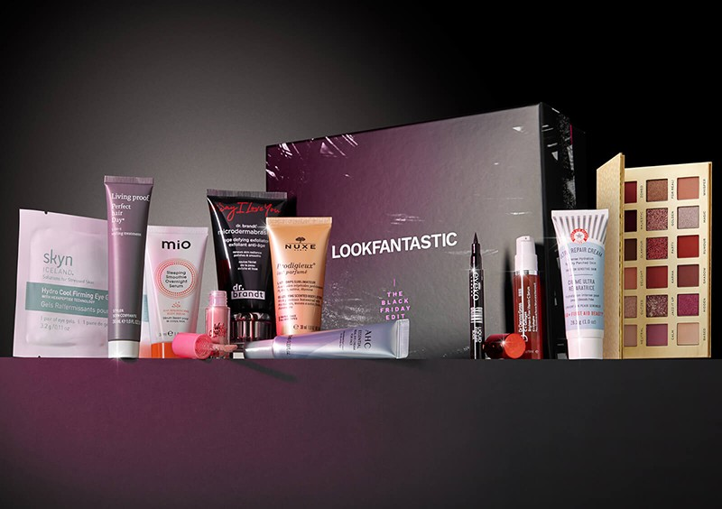 Lookfantastic Black Friday Beauty Box 2020