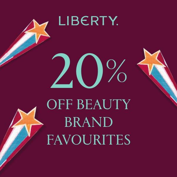 скидка 20% на Liberty