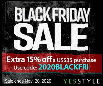 Черная пятница на YesStyle 2020