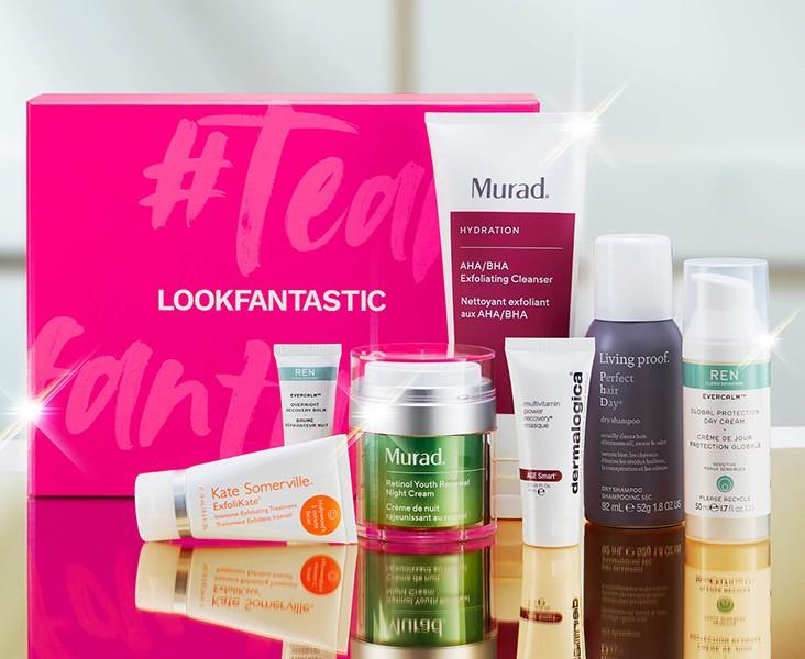 LookFantastic Idol Collection Beauty Box