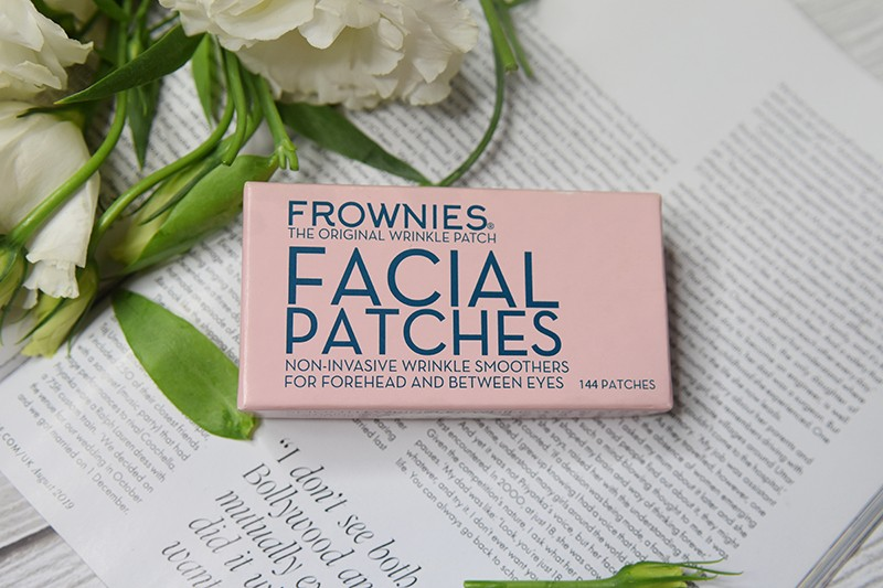 Frownies Facial Patches For Foreheads & Between Eyes