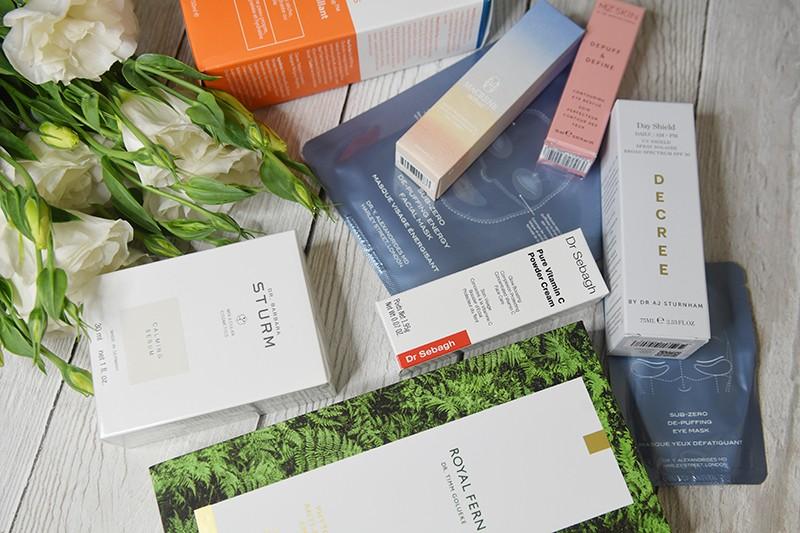 Наполнение Net-a-Porter The Doctors' Beauty Kit