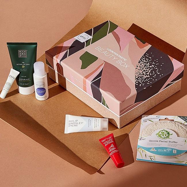 акция на Lookfantastic Beauty Box