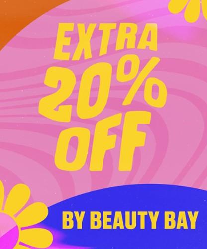 скидка 30% + 20% на By BeautyBay