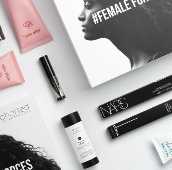 Cohorted Beauty Box June 2021
