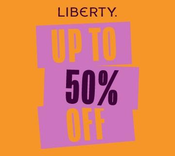 распродажа на Liberty