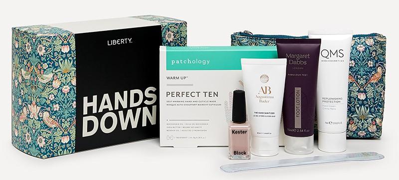 Liberty Hands Down Beauty Kit