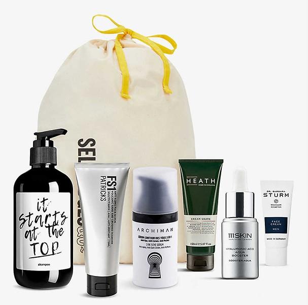 Selfridges Grooming Essentials bundle
