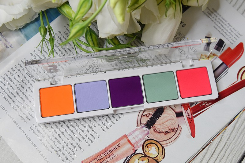 BeautyBay Youtopia Aquavated Liner Palette