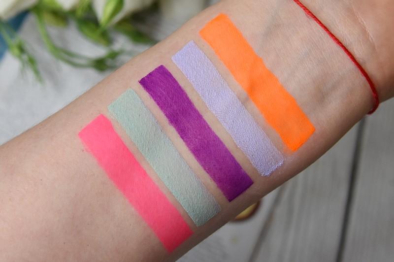 BeautyBay Youtopia Aquavated Liner Palette отзыв