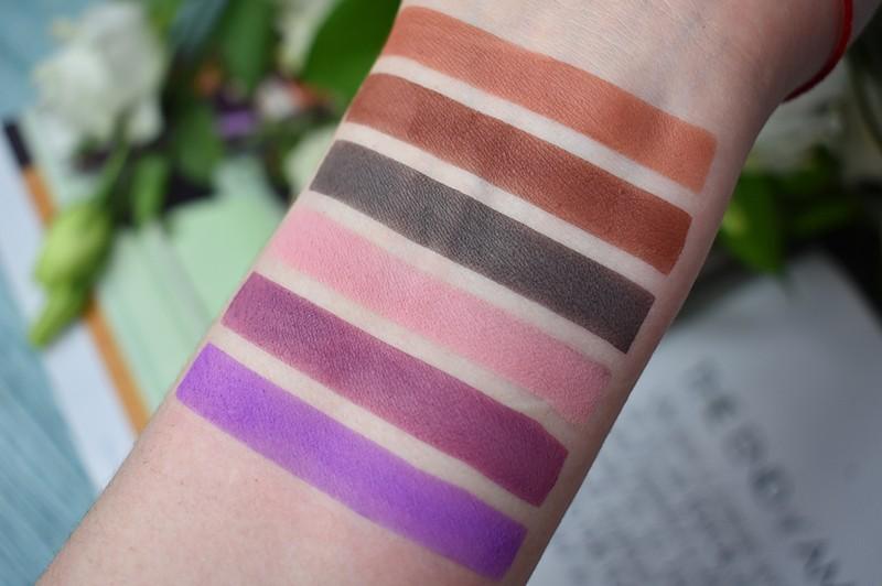 bh cosmetics тени отзывы