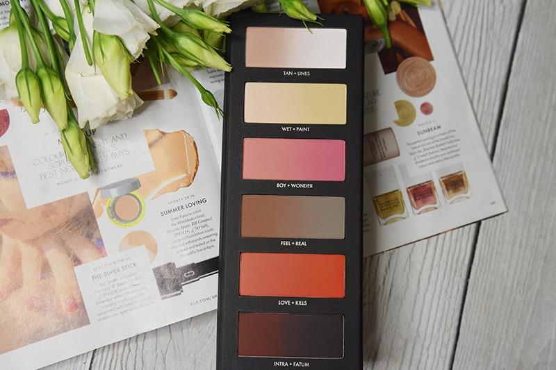 Hindash Beautopsy Pressed Pigment Gradient Palette отзывы