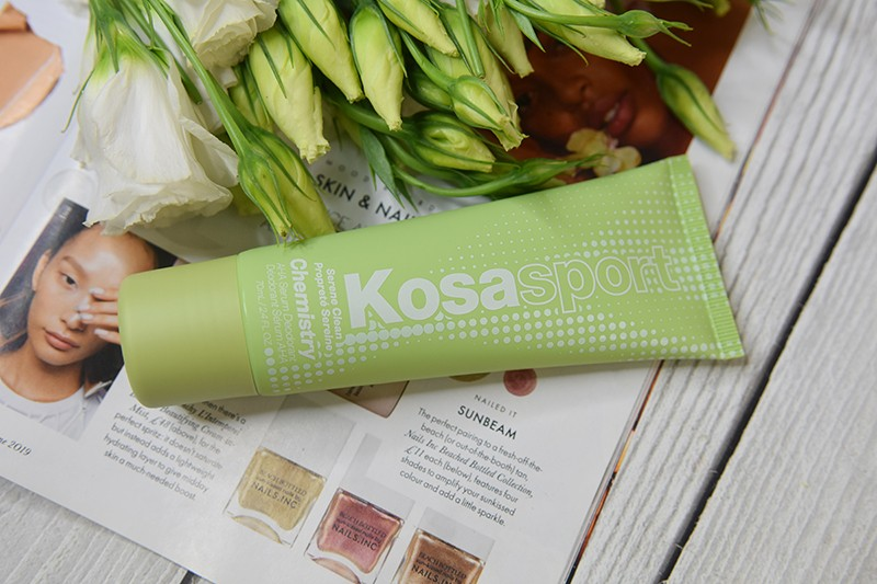 Kosas Serene Clean Chemistry Deodorant