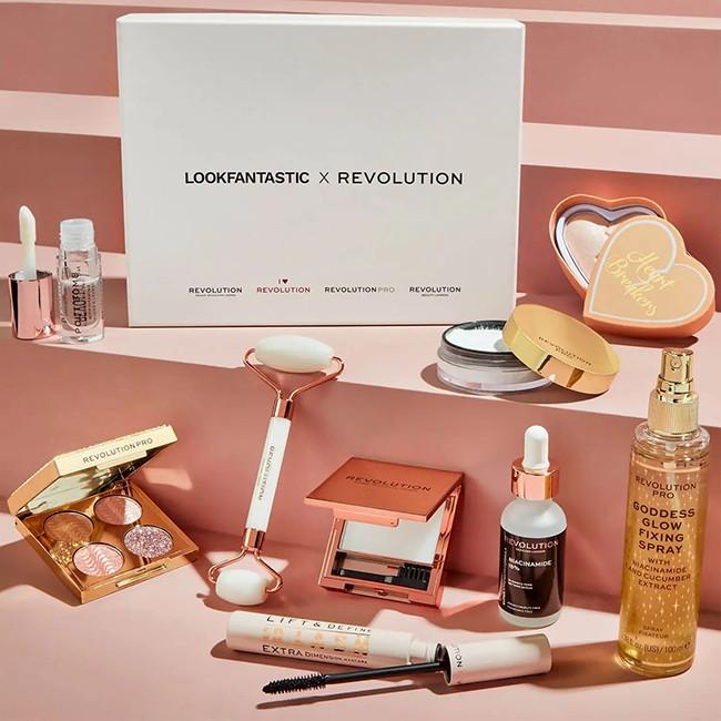 LookFantastic X Revolution Limited Beauty Box