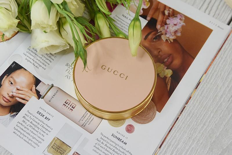 Gucci Poudre De Beauté Matte Compact Powder