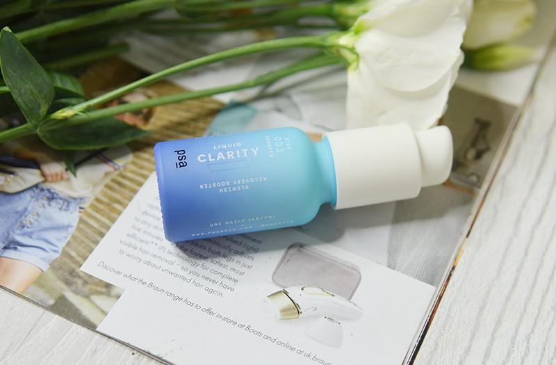 PSA Skin Liquid Clarity BHA & Bakuchiol Blemish Recovery Booster