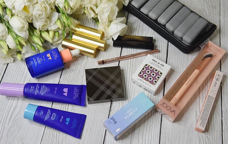 мои покупки Ultra Violette, Victoria Beckham Beauty, Burberry, Patrick TA, Lisa Eldridge, Bala, Paul & Joe, PSA Skin, Zoeva