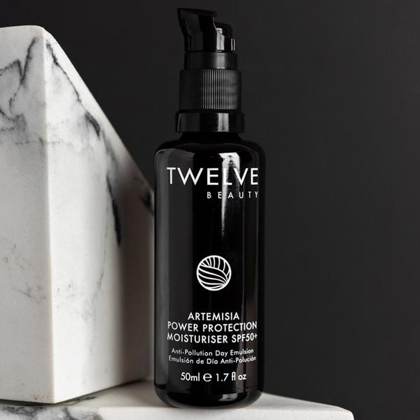 Twelve Artemisia Power Protection Moisturiser SF50+