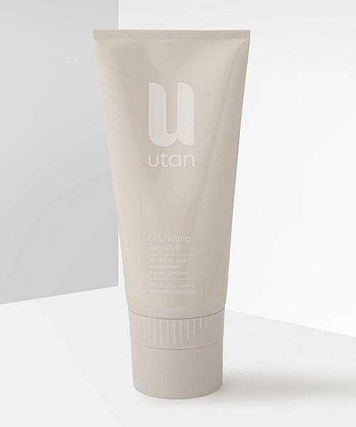 Utan Exfoliating Tan Mylk 1% Salicylic Acid