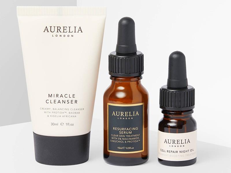 Aurelia London Skincare Essentials Set