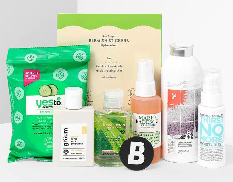 скидка 20% на BeautyBay Getaway Bundle