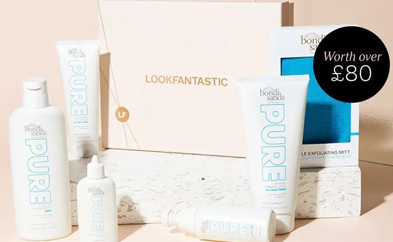Lookfantastic X Bondi Sands Starter Kit