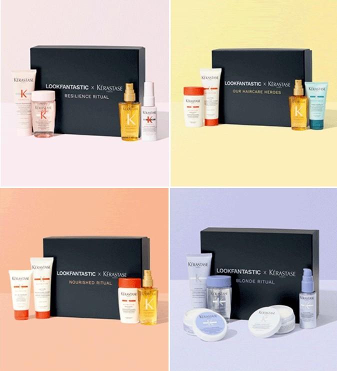 LookFantastic X Kerastase Limited Edition Boxes