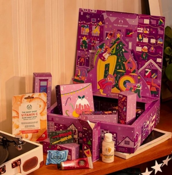 The Body Shop Advent Calendars 2021
