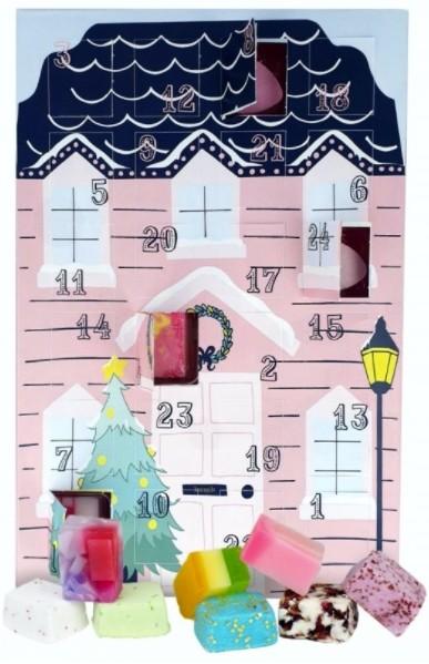 Bomb Cosmetics Santa Stop Here Advent Calendar