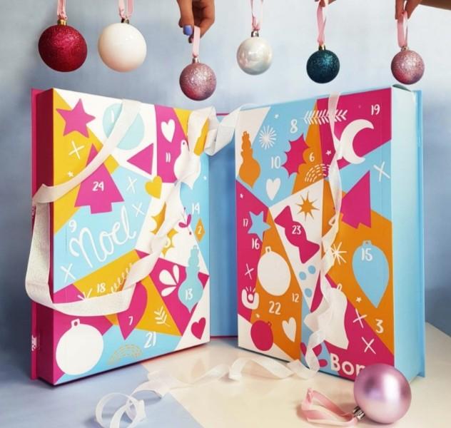 Bomb Cosmetics Tinsel My Fancy Advent Calendar