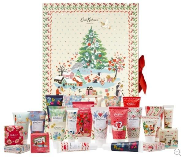 Cath Kidston Christmas Advent Calendar 2021