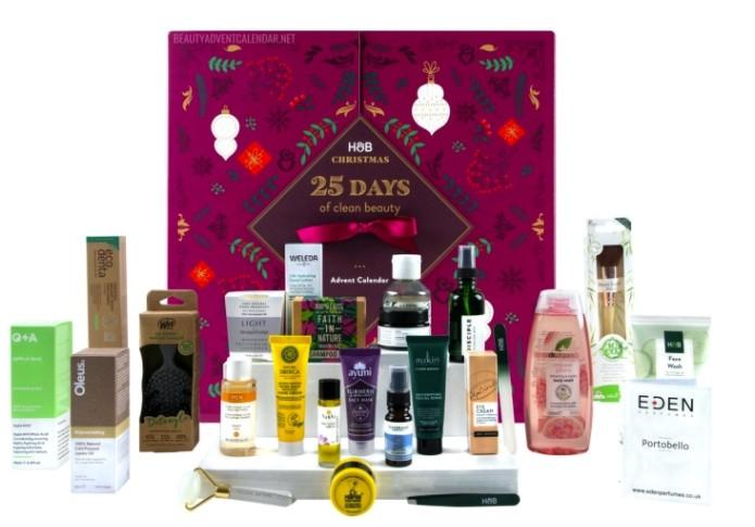 Holland & Barrett Beauty Advent Calendar 2021