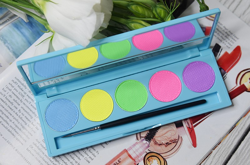Suva Beauty UV Taffies Palette отзыв