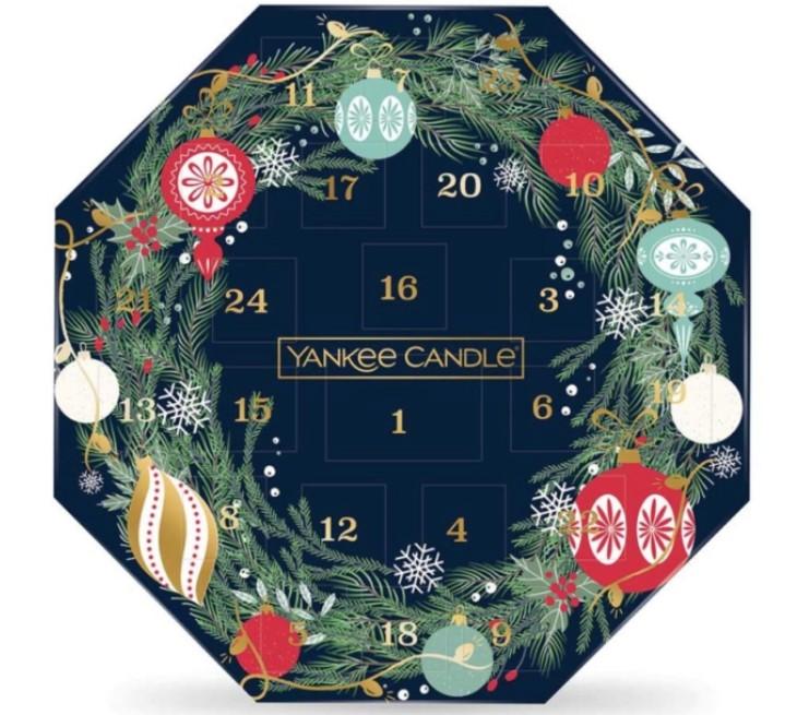 Yankee Candle Advent Calendar 2021