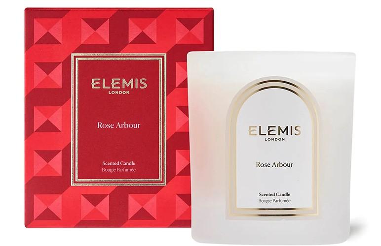 Elemis Rose Arbour Candle