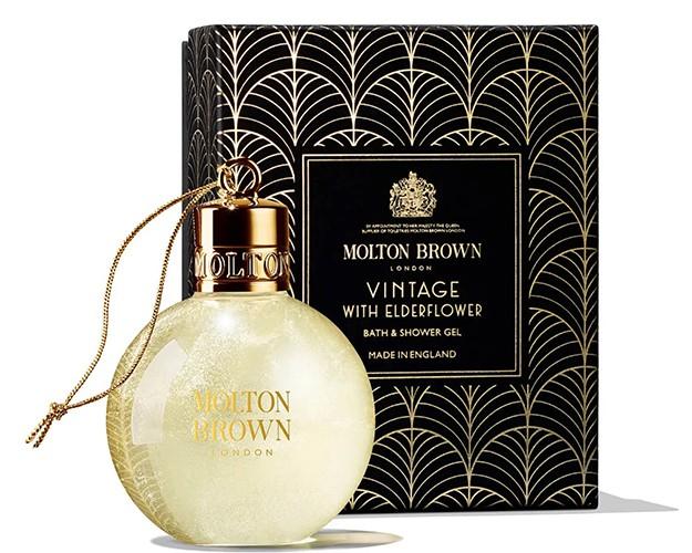 Molton Brown Vintage with Elderflower Festive Bauble