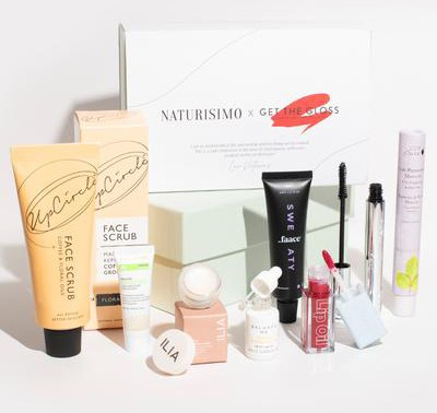 Naturisimo Get The Gloss Exclusive Discovery Box