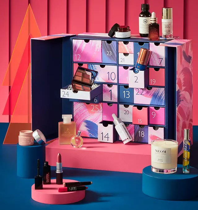 John Lewis & Partners Beauty Advent Calendar 2021