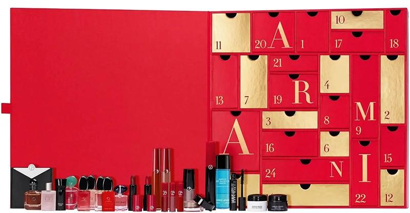 Armani Beauty Christmas Advent Calendar 2021