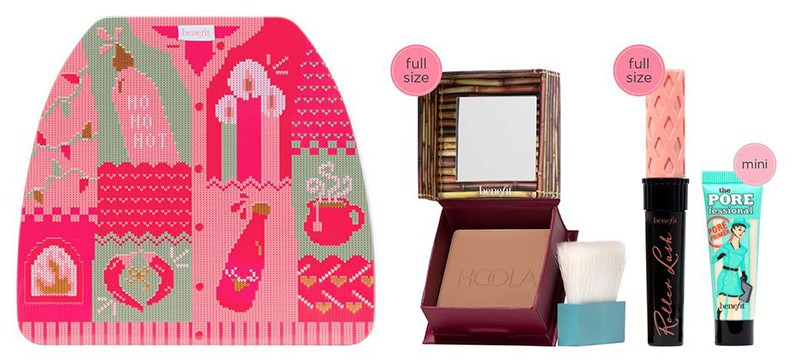 Benefit Hot for the Holidays