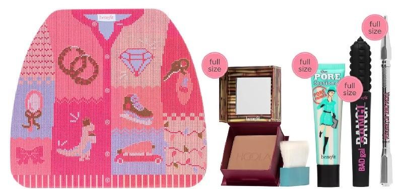 Benefit Winter Glammin' Gift Set