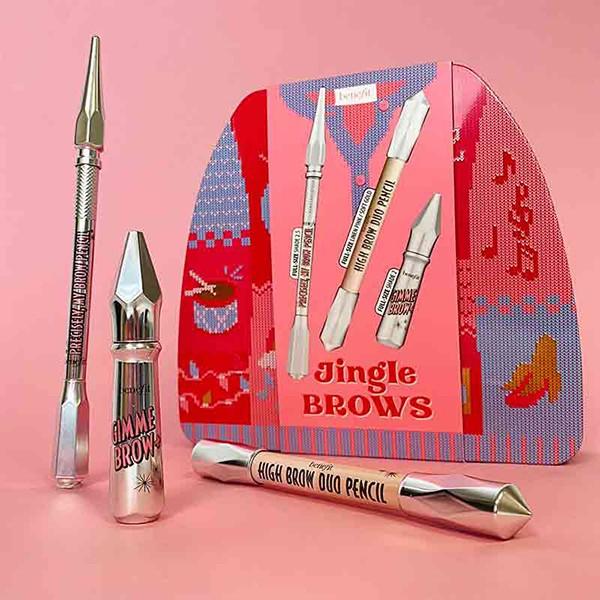 Benefit Jingle Brows Holiday 2021 Brow Hero Gift Set
