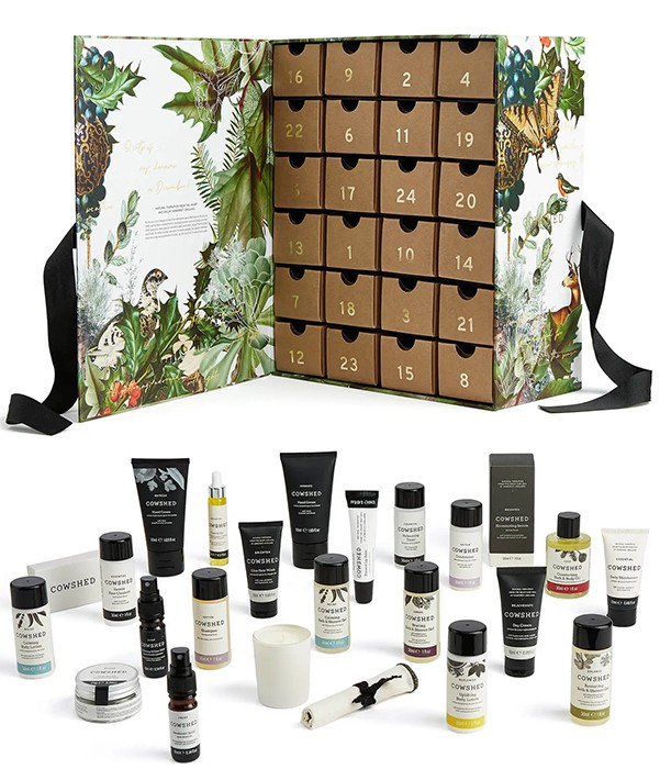 Cowshed Advent Calendar